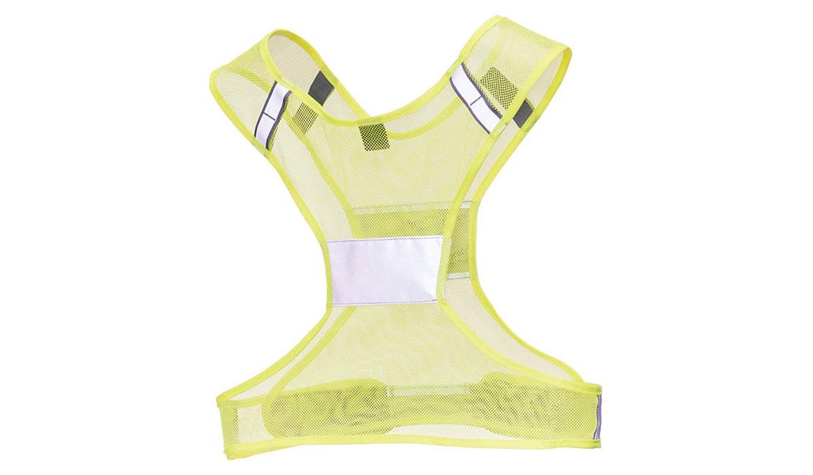 Nathan Streak Vest Large/Xtra Large Color: Neon Yellow Size: LG/XL, Yellow, large, image 2