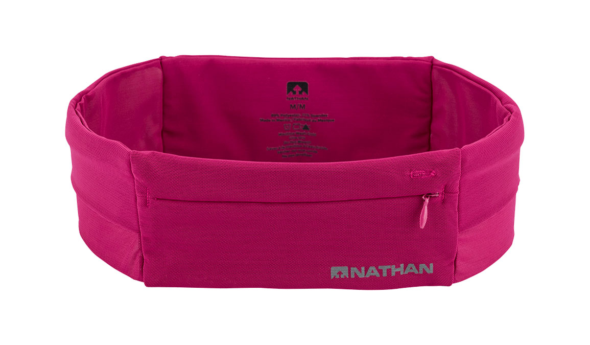 Nathan The Zipster Lite - Color: Sangria Size: XS, Pink, large, image 1