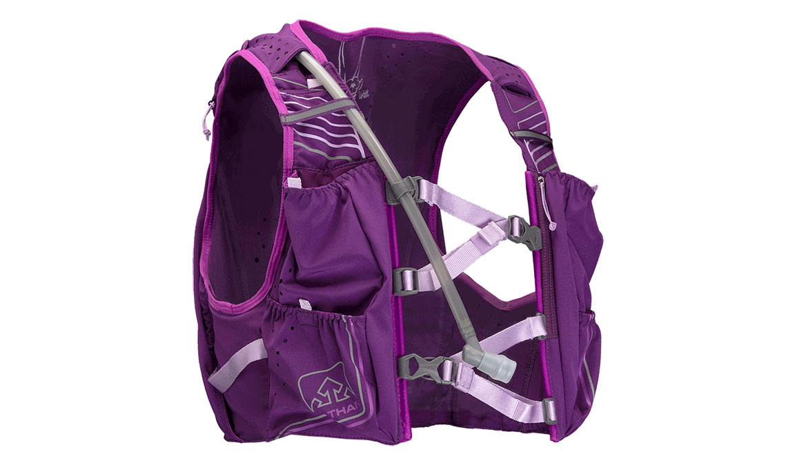 Nathan VaporHowe 12L 2.0 Race Vest - Color: Majesty/Purple Cactus Size: XS, Purple, large, image 1