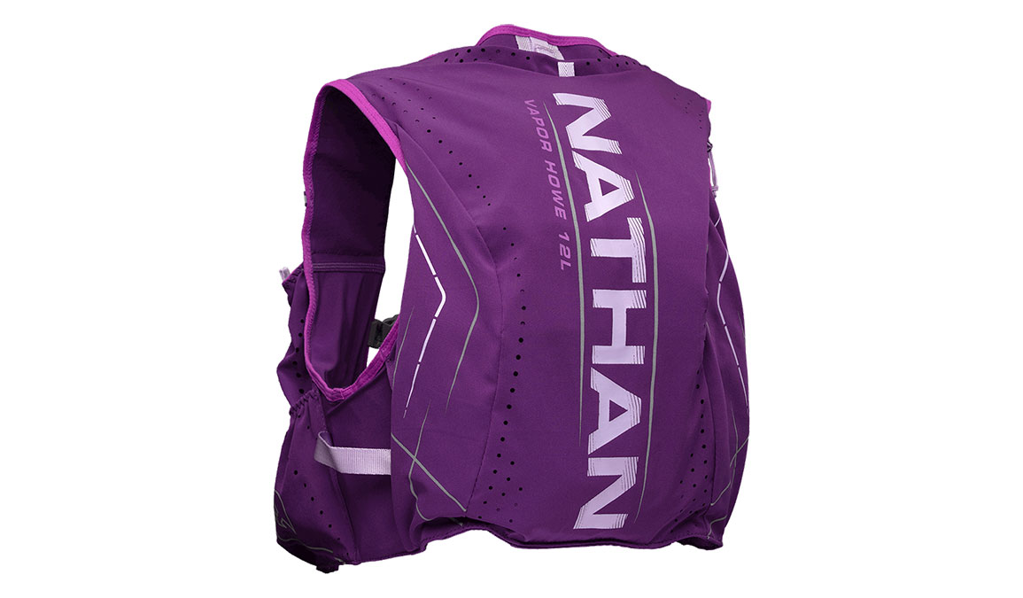 Nathan VaporHowe 12L 2.0 Race Vest - Color: Majesty/Purple Cactus Size: XS, Purple, large, image 2