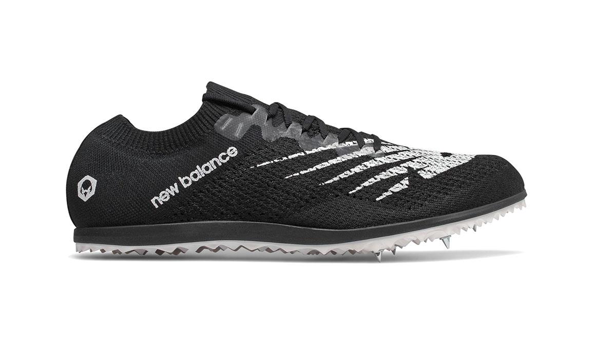 New Balance LD5Kv7 Track Spike - Color: Black/White (Regular Width) - Size: 5, Black/White, large, image 1