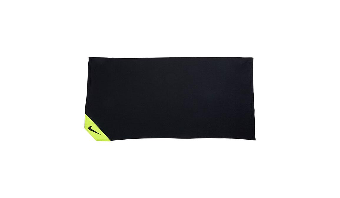 Nike Cooling Small Towel - Color: Black Size: OS, Black, large, image 1