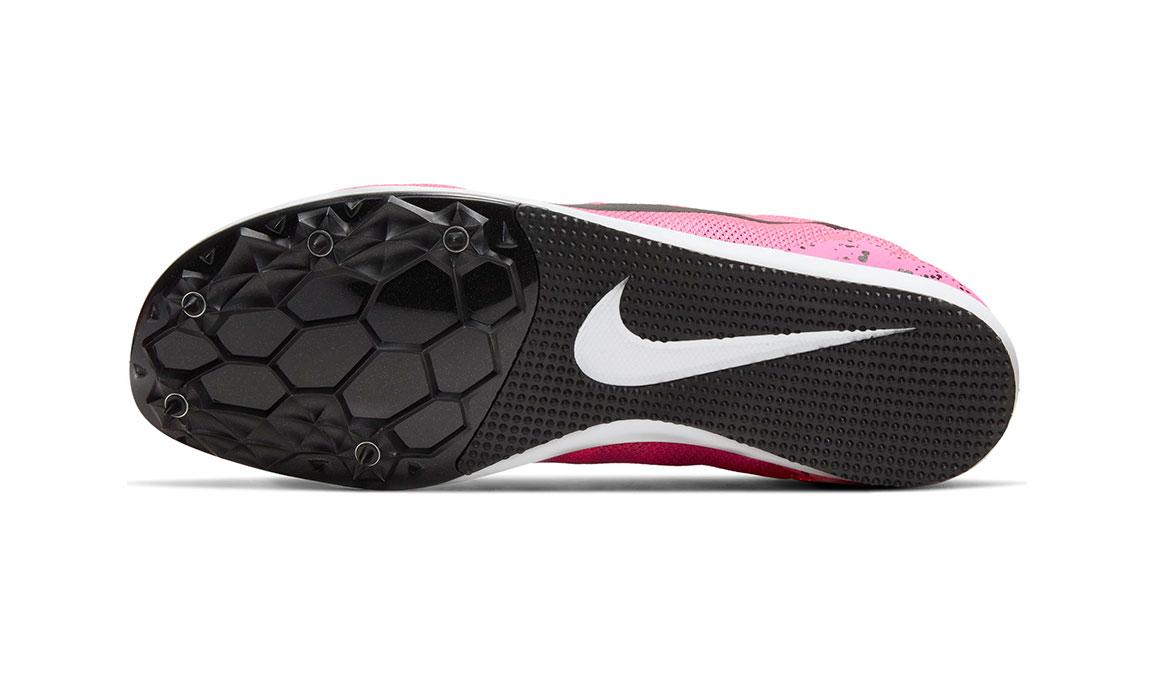 Nike Zoom Rival D 10 Track Spike - Color: Pink Blast/Black (Regular Width) - Size: 4, Pink Blast/Black, large, image 3