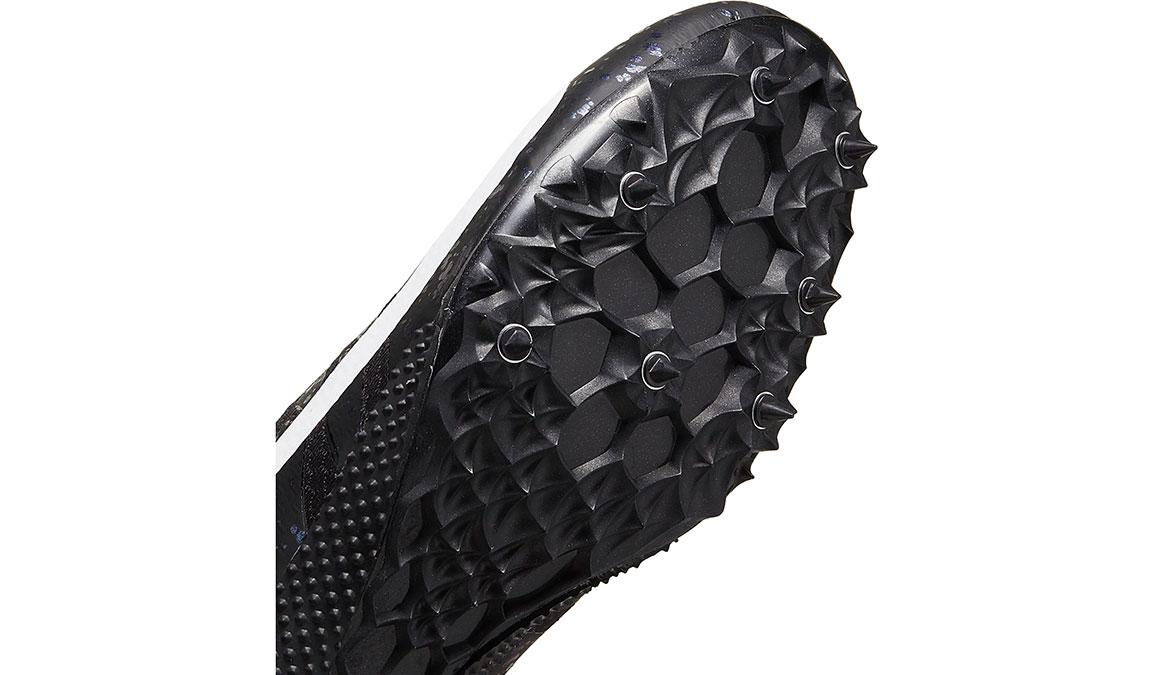 Men's Nike Zoom Rival S 9 Track Spikes - Color: Black/White/Indigo Fog (Regular Width) - Size: 5, Black/White/Indigo Fog, large, image 4