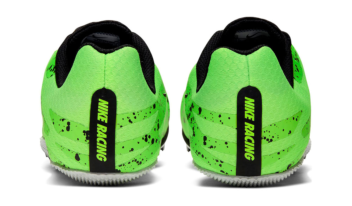 Nike Zoom Rival S 9 Track Spikes - Color: Electric Green/Black/Pure Platinum (Regular Width) - Size: 6, Electric Green/Black/Pure Platinum, large, image 6