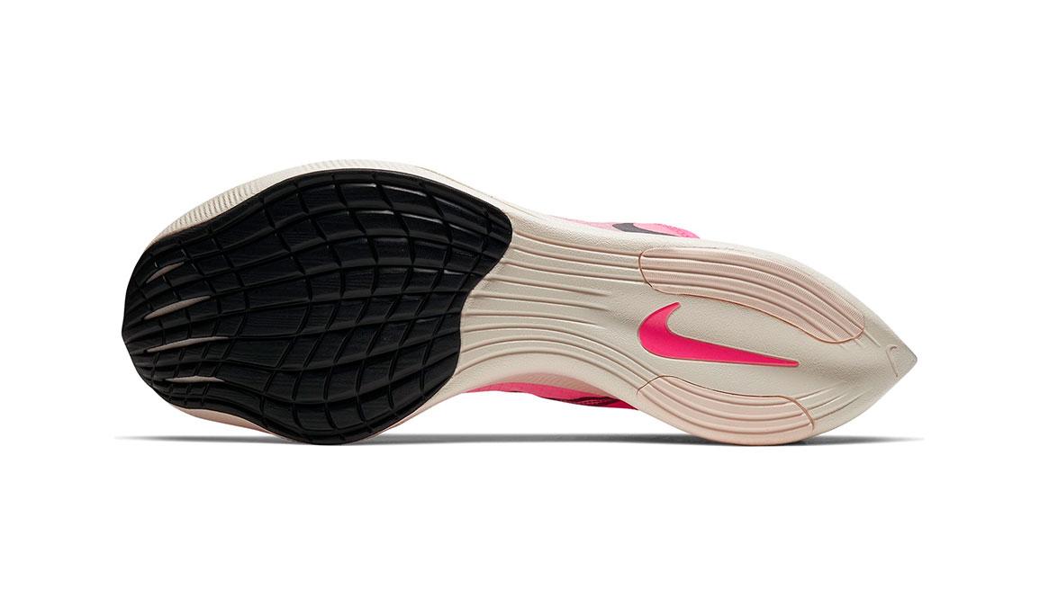 Nike ZoomX Vaporfly NEXT% Running Shoe - Color: Marathon Pack Pink (Regular Width) - Size: 3.5, Marathon Pack Pink, large, image 4