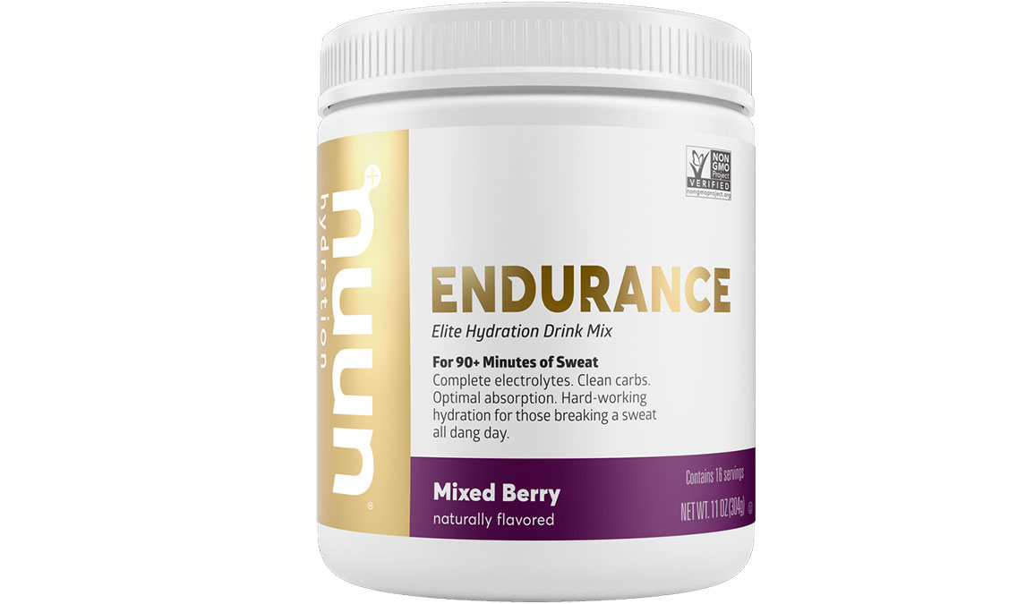 Nuun Endurance - Flavor: Mixed Berry Size: 12 Satchets, Mixed Berry, large, image 1