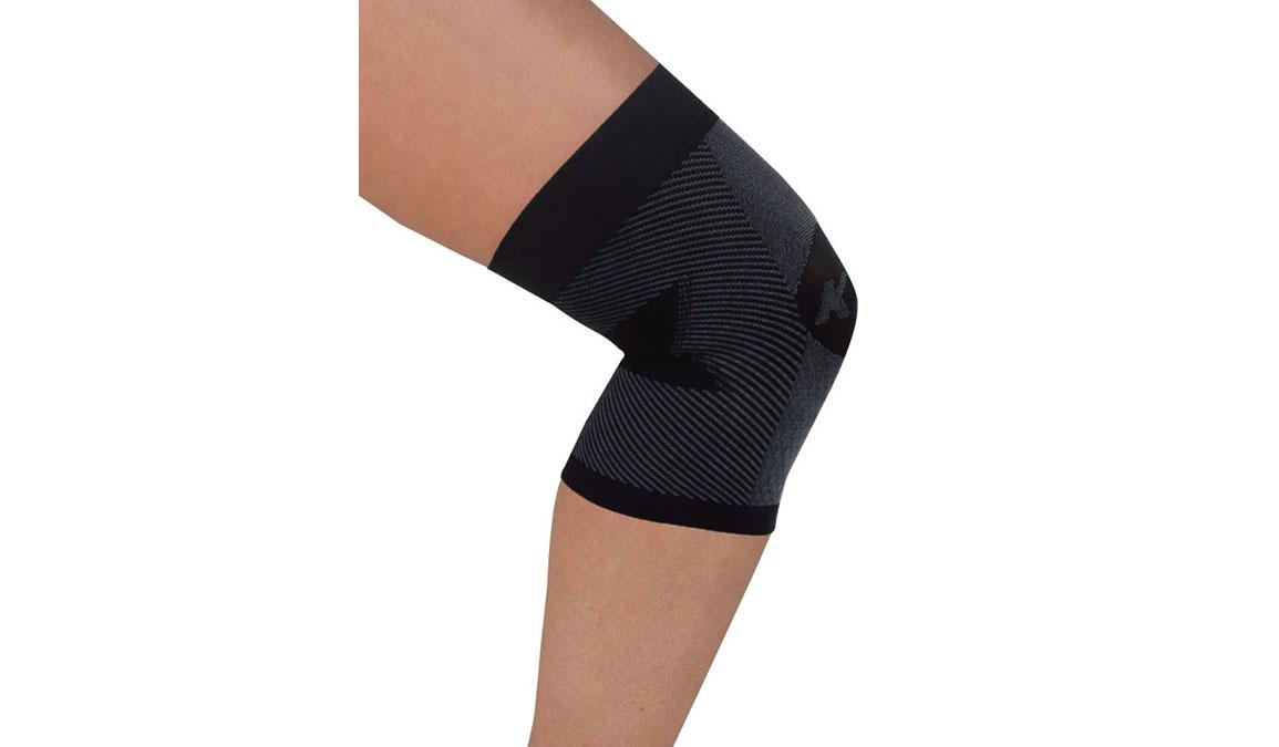 OS1st KS7 Knee Compression Sleeve - Color: Black - Size: L, Black, large, image 1
