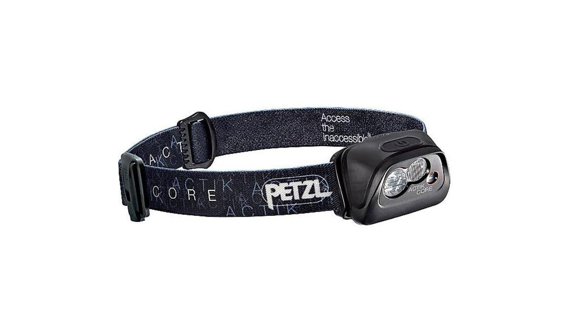 Petzl Actik Core - Color: Black Size: NS, Black, large, image 1