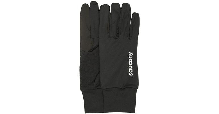 Saucony Ultimate Touch-Tech Glove - Color: Black - Size: M, Black, large, image 1