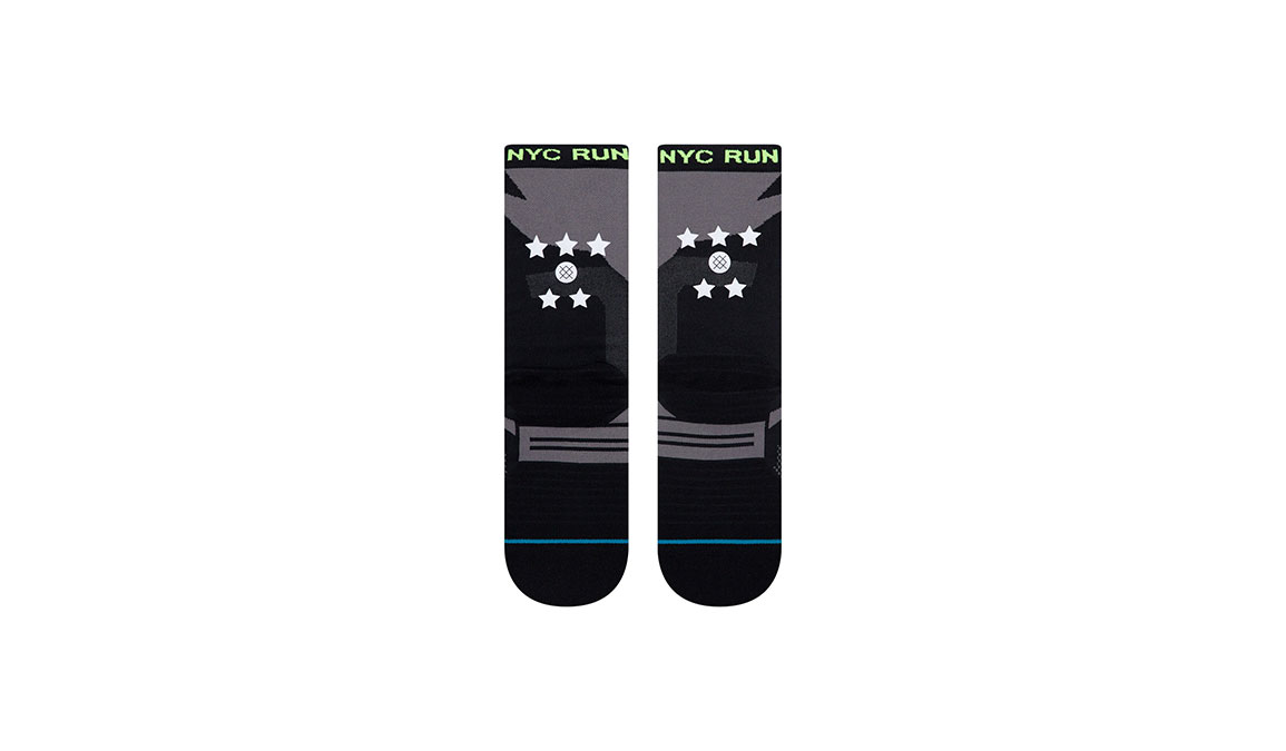 Unisex Stance NYC Run Tower - Color: Black Size: M, Black, large, image 3