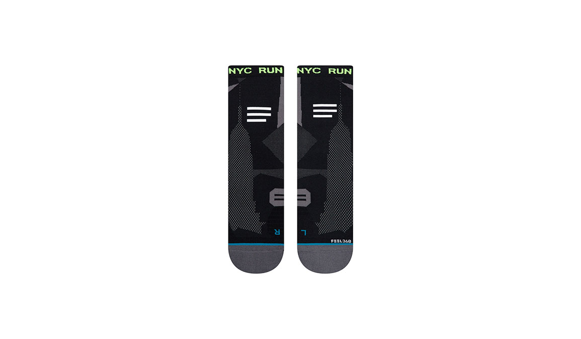 Stance NYC Run Tower - Color: Black Size: M, Black, large, image 2