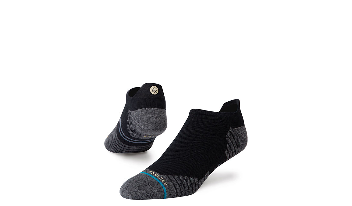 Stance Run Light Tab ST - Color: Black Size: S, Black, large, image 1