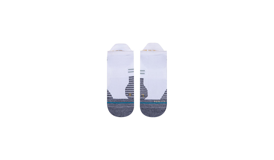 Stance Run Light Tab ST - Color: White Size: S, White, large, image 2