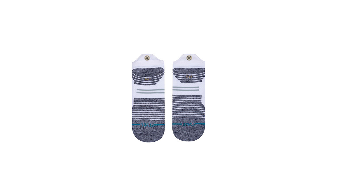Stance Run Light Tab ST - Color: White Size: S, White, large, image 3