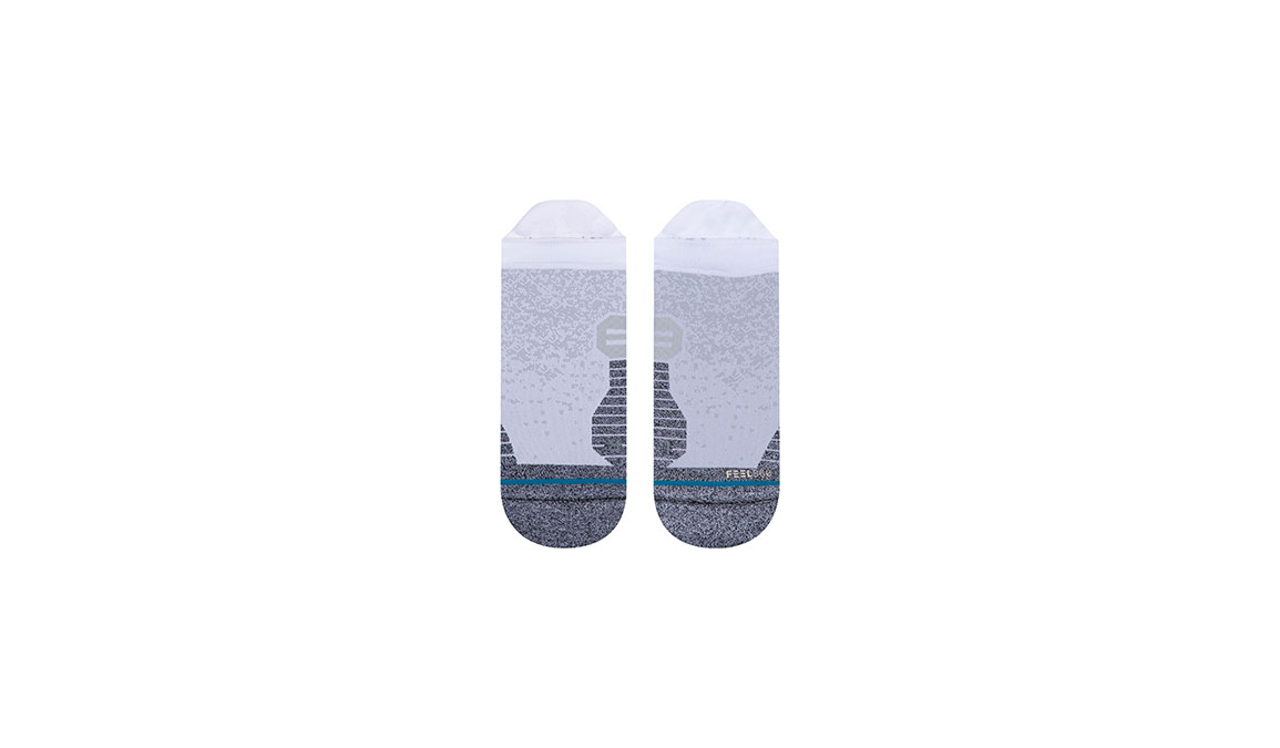 Stance Run Tab ST - Color: White Size: S, White, large, image 2