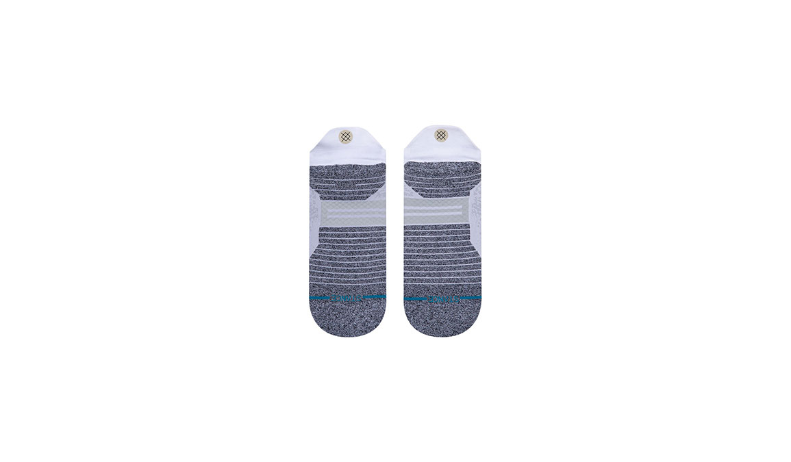 Stance Run Tab ST - Color: White Size: S, White, large, image 3
