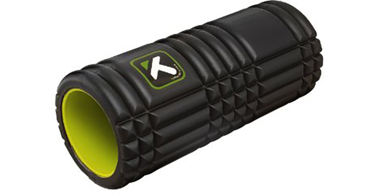 TRIGGERPOINT Grid Foam Roller - Color: Black, Black, large, image 1
