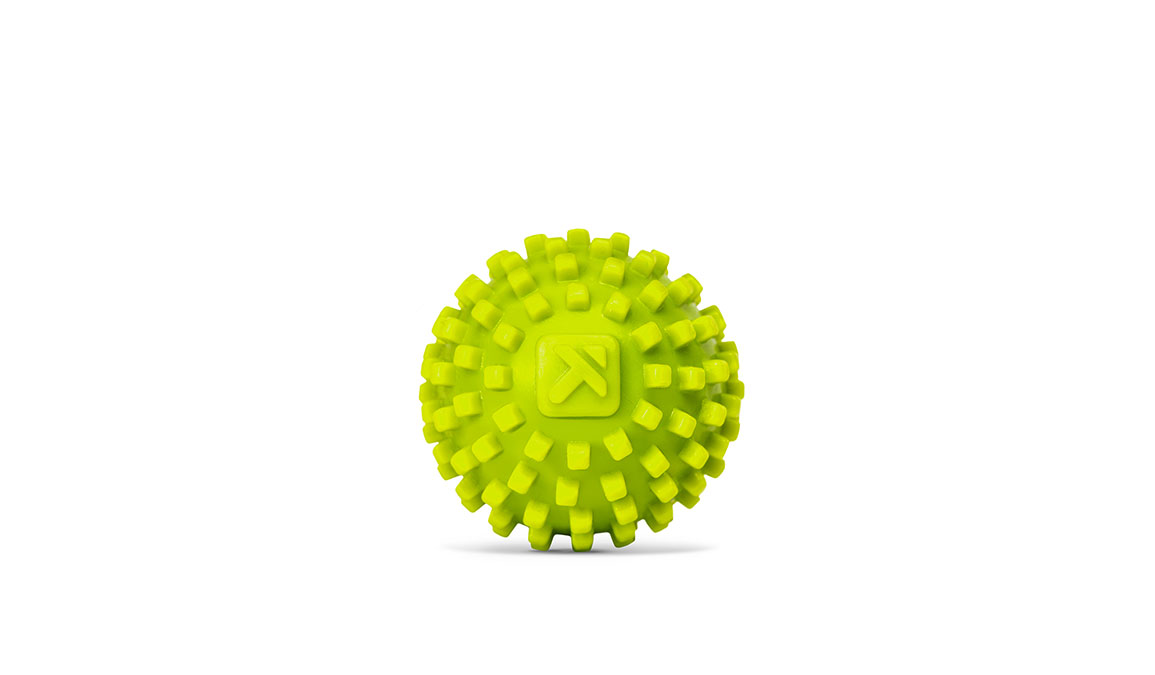 TRIGGERPOINT MobiPoint Massage Ball - Color: Yellow - Size: NS, Yellow, large, image 1