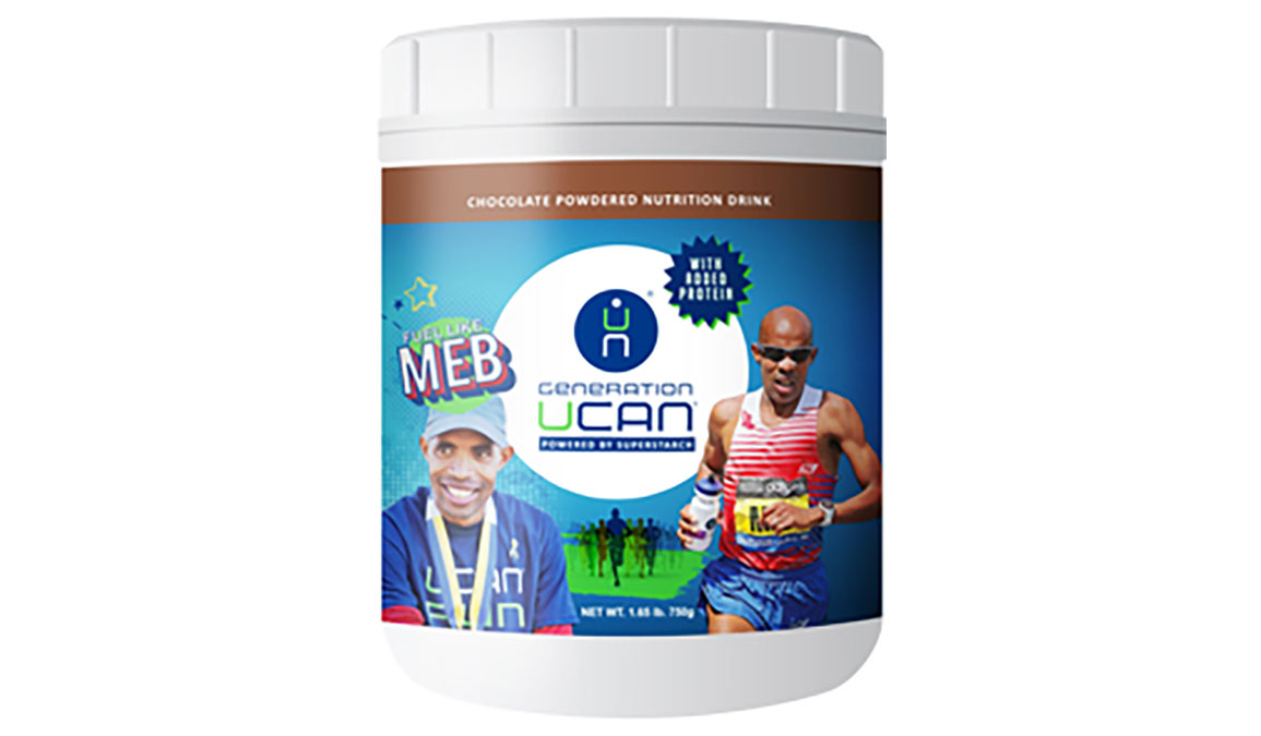 UCAN Mebnificent Powdered Nutrition Drink - Flavor: Chocolate - Size: 25 Servings, Chocolate, large, image 1
