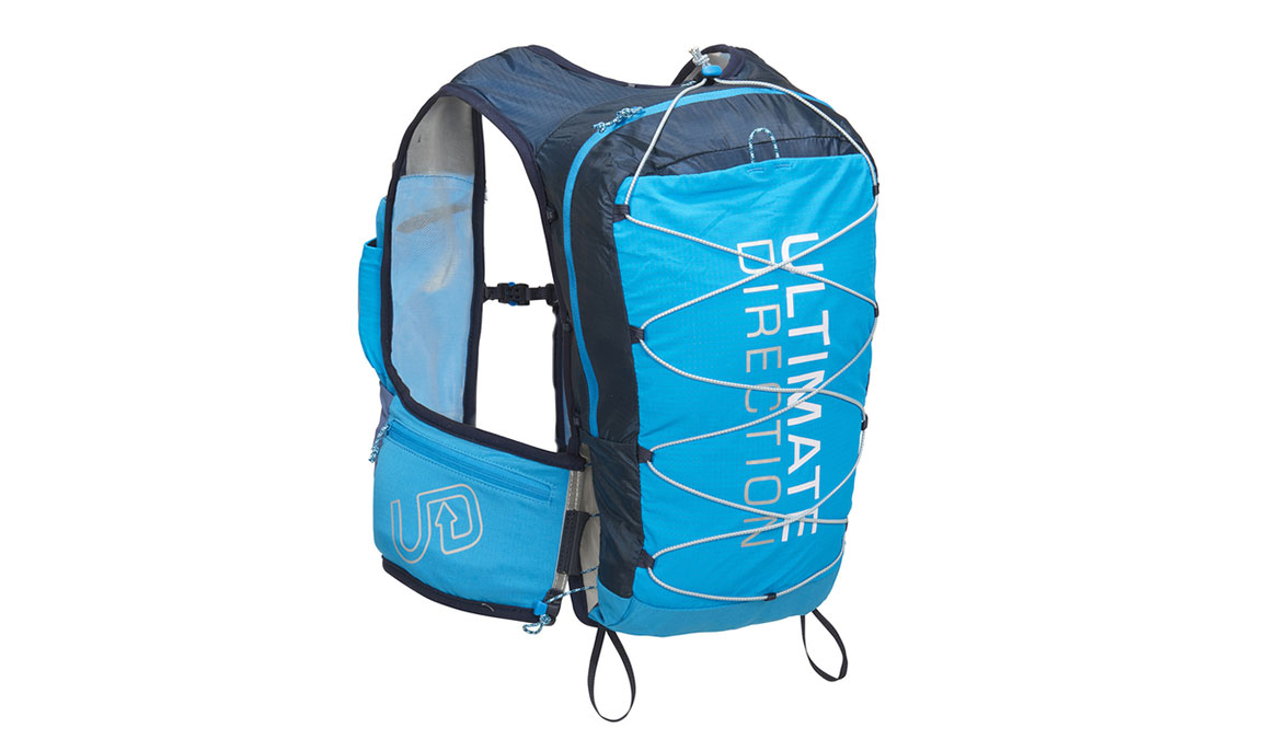 Ultimate Direction Mountain Vest 4.0 - Color: Blue Size: M, Blue, large, image 1