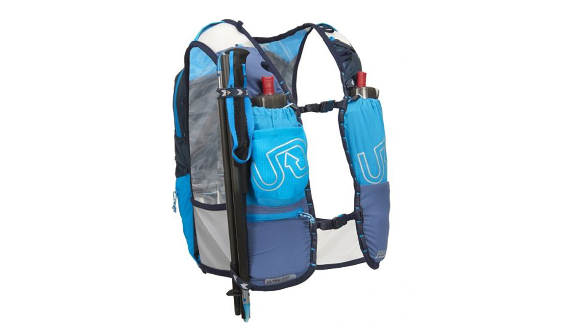 Ultimate Direction Ultra Vest 4.0  - Color: Blue Size: M, Blue, large, image 3