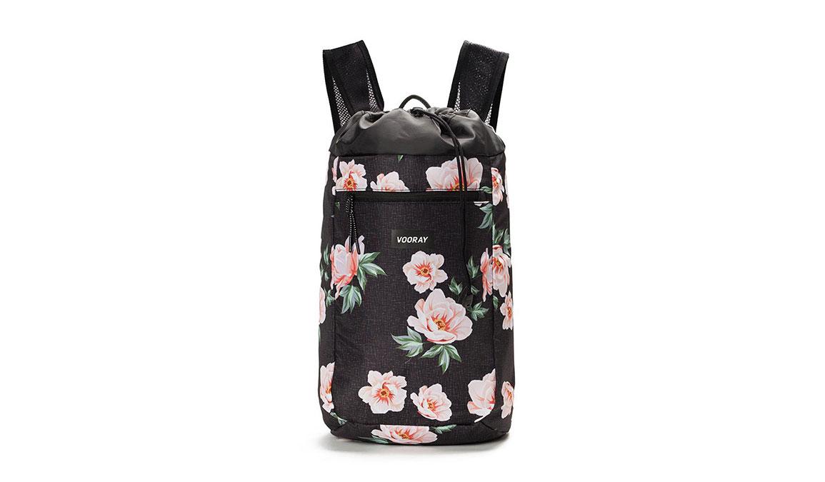 Vooray Stride Cinch Backpack - Color: Rose Black Size: OS, Rose/Black, large, image 1