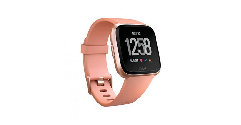 FitBit Versa  - Color: Rose Gold Size: OS, Rose Gold, large, image 1