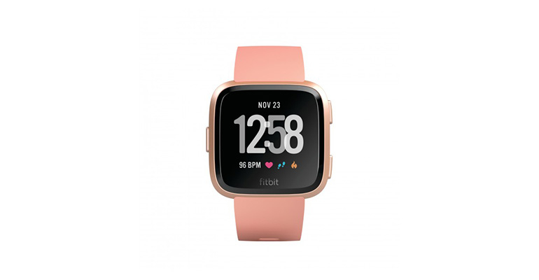 FitBit Versa  - Color: Rose Gold Size: OS, Rose Gold, large, image 2