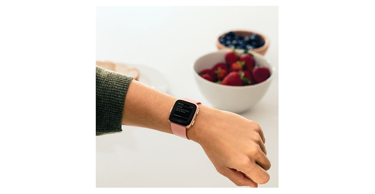 FitBit Versa  - Color: Rose Gold Size: OS, Rose Gold, large, image 4