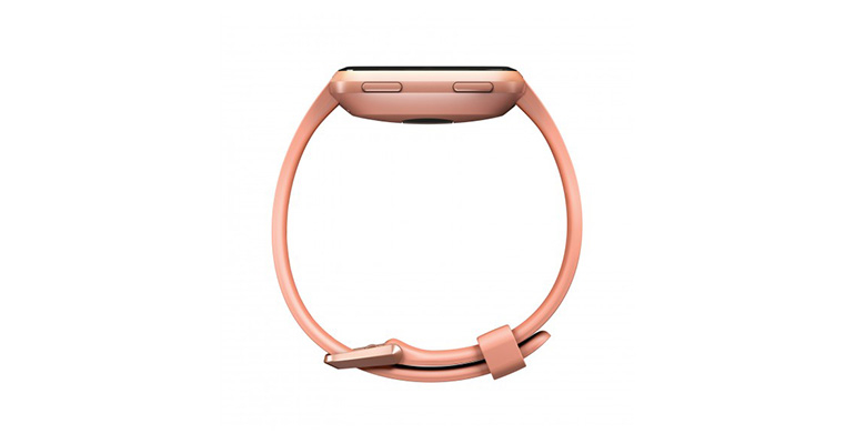 FitBit Versa  - Color: Rose Gold Size: OS, Rose Gold, large, image 3