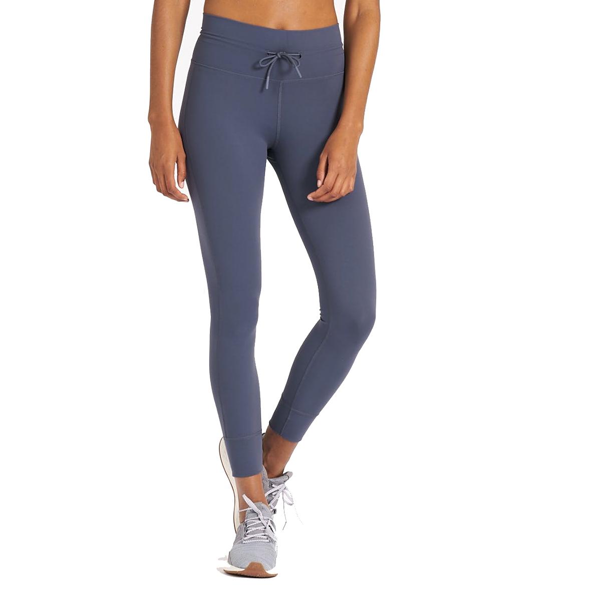 Women's Vuori Daily Legging  - Color: Ocean - Size: M, Ocean, large, image 1