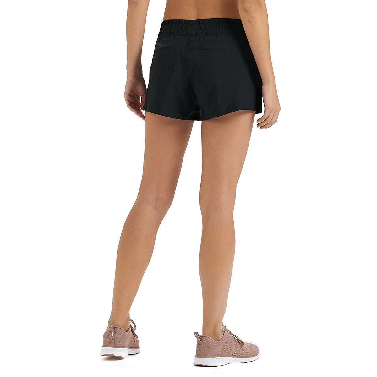 Women's Vuori Dash Short  - Color: Black - Size: XS, Black, large, image 3