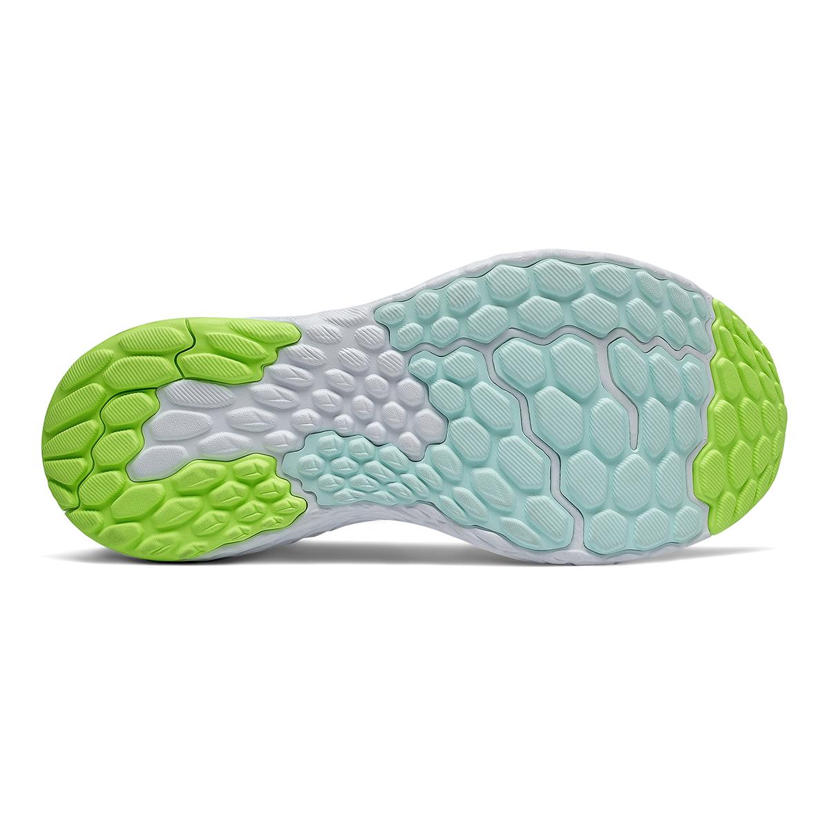 Women's New Balance Fresh Foam 1080v10 Running Shoe - Color: Jet Stream/Glacier - Size: 5 - Width: Regular, Jet Stream/Glacier, large, image 4