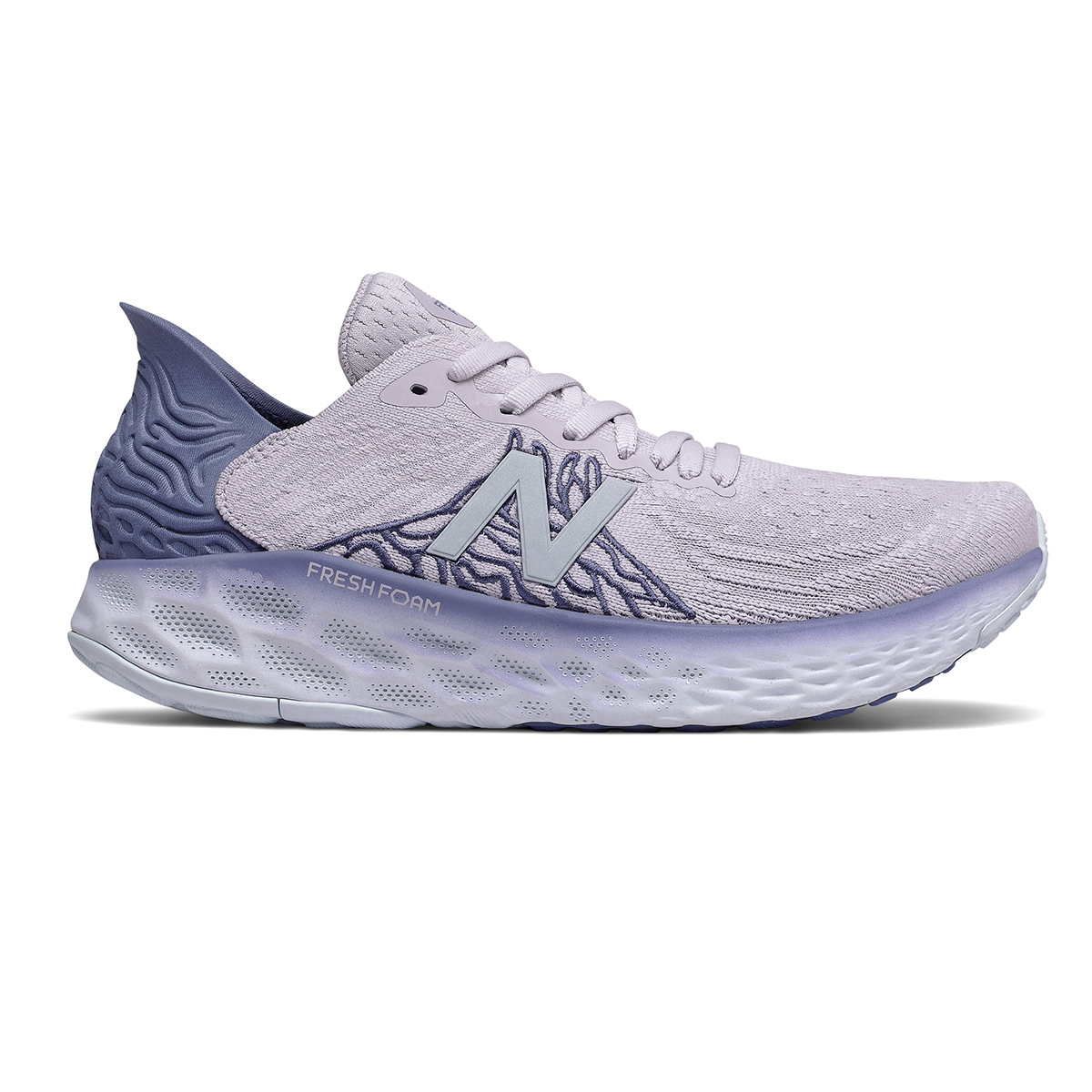 Women's New Balance Fresh Foam 1080v10 Running Shoe - Color: Thistle - Size: 5.5 - Width: Narrow, Thistle, large, image 1