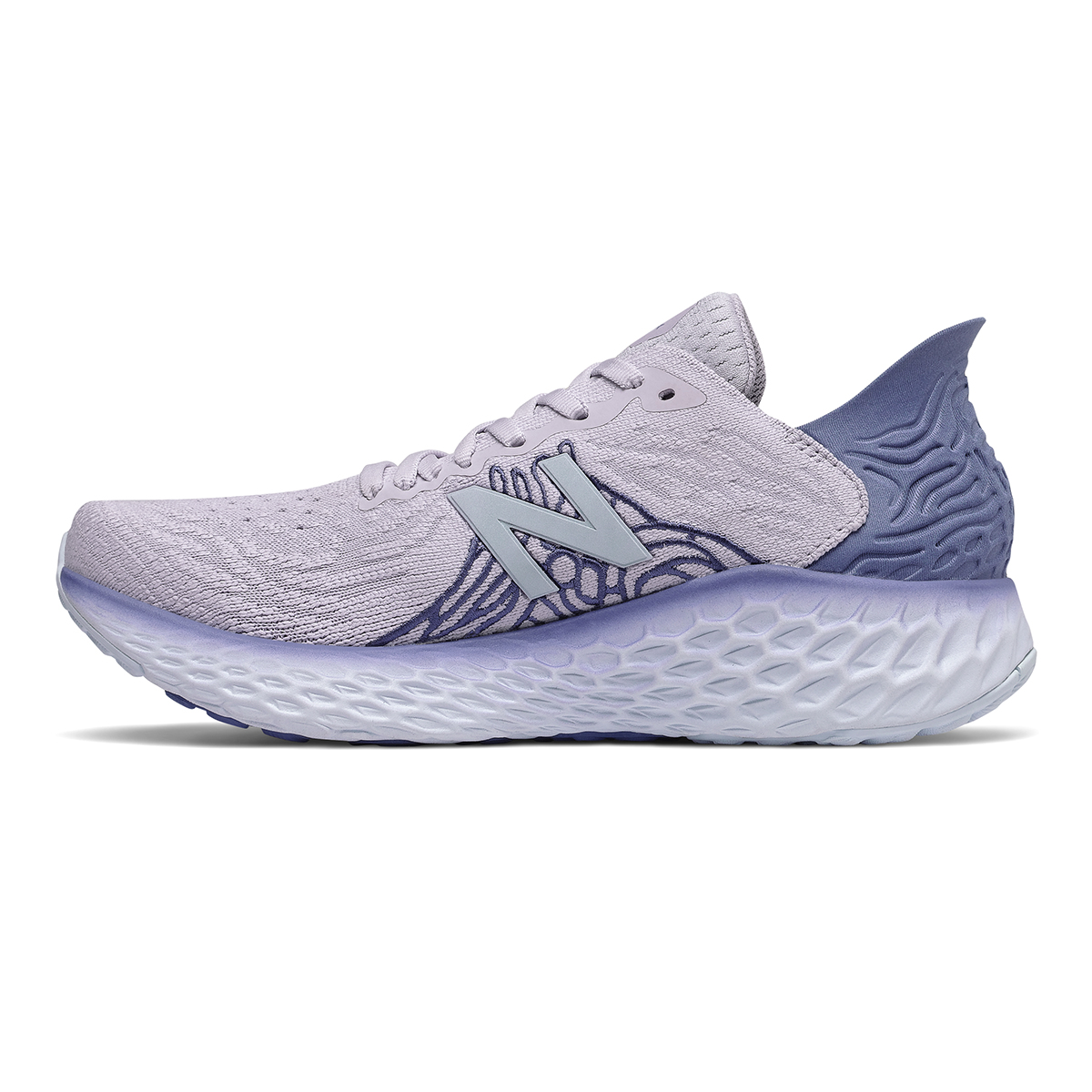 Women's New Balance Fresh Foam 1080v10 Running Shoe - Color: Thistle - Size: 5.5 - Width: Narrow, Thistle, large, image 2