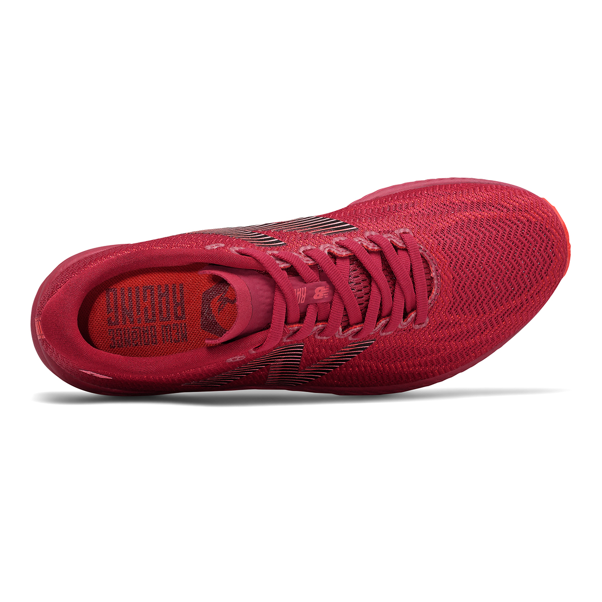 Women's New Balance 1400V6 Running Shoe - Color: Neo Crimson - Size: 5 - Width: Regular, Neo Crimson, large, image 2