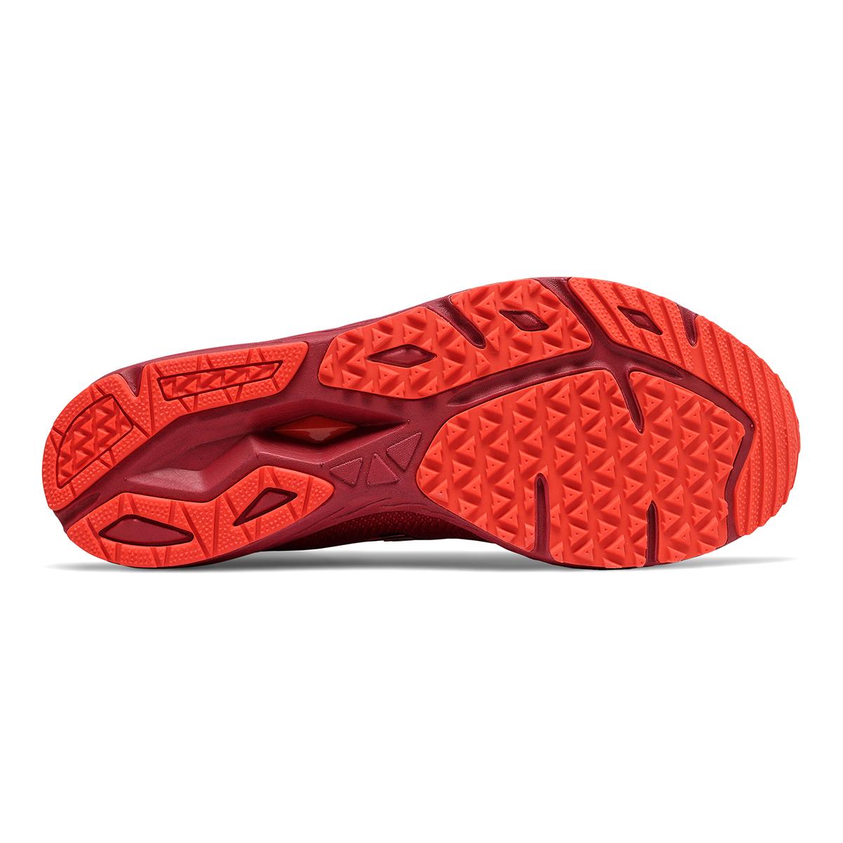 Women's New Balance 1400V6 Running Shoe - Color: Neo Crimson - Size: 5 - Width: Regular, Neo Crimson, large, image 3
