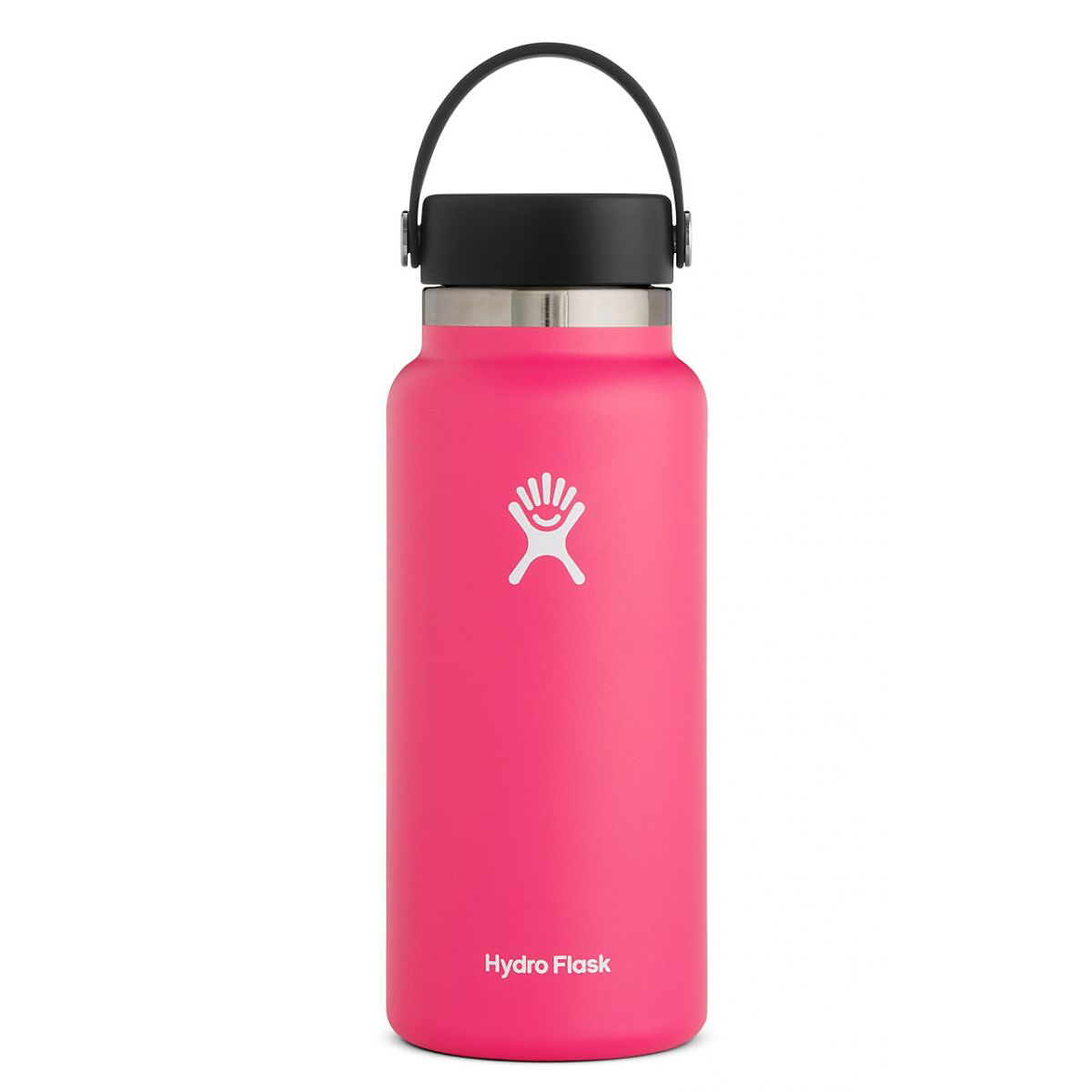 Hydro Flask 33 oz Wide Mouth Bottle - Color: Watermelon - Size: One Size, Watermelon, large, image 1