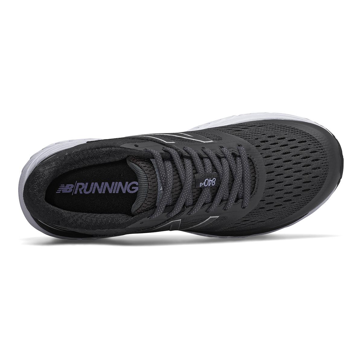 Women's New Balance 840V4 Walking Shoe - Color: Black - Size: 5 - Width: Narrow, Black, large, image 3