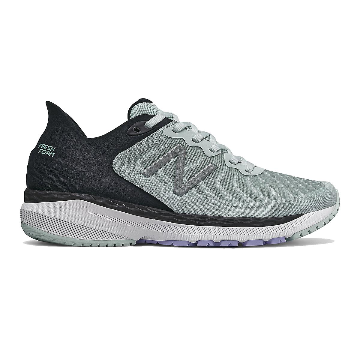 Women's New Balance Fresh Foam 860v11 Running Shoe - Color: Camden Fog - Size: 6 - Width: Regular, Camden Fog, large, image 1