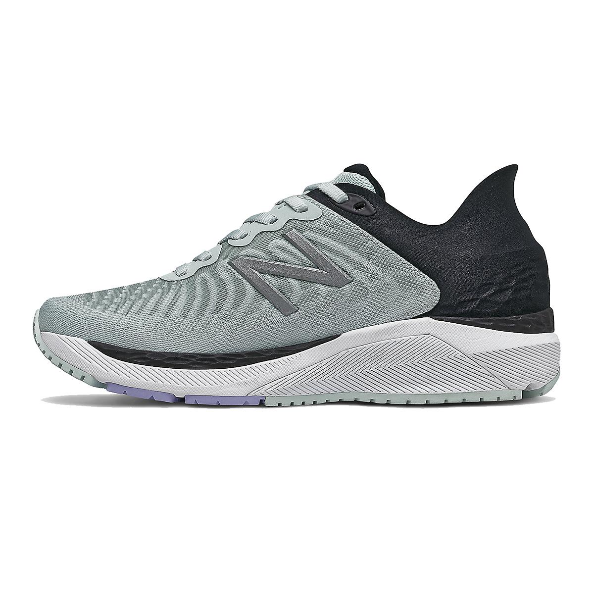 Women's New Balance Fresh Foam 860v11 Running Shoe - Color: Camden Fog - Size: 6 - Width: Regular, Camden Fog, large, image 2