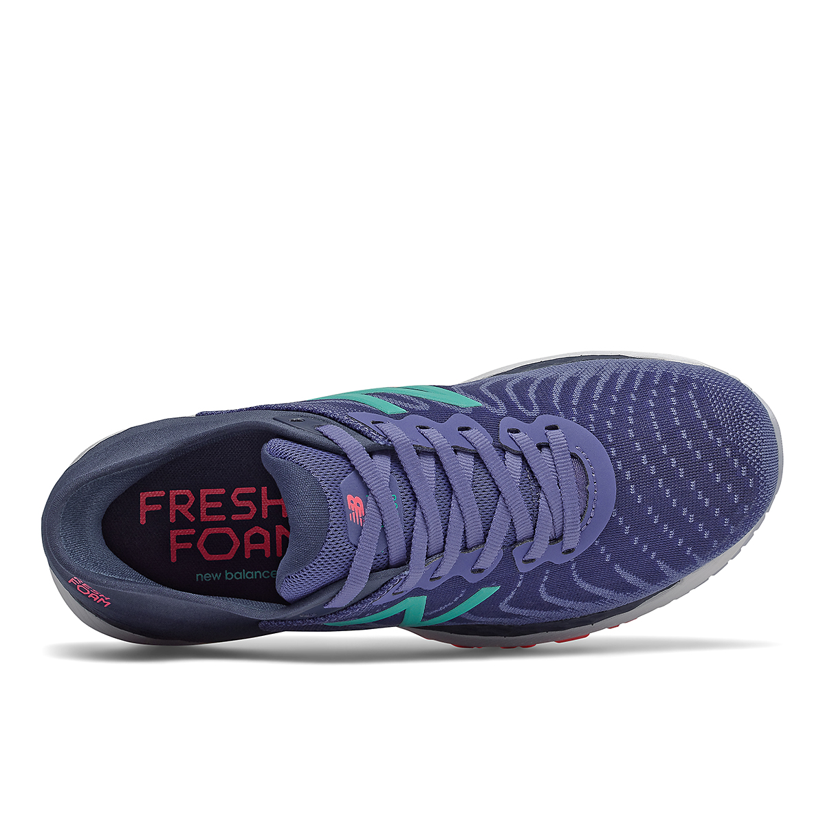 Women's New Balance 860V11 Running Shoe - Color: Magnetic Blue - Size: 5 - Width: Narrow, Magnetic Blue, large, image 3
