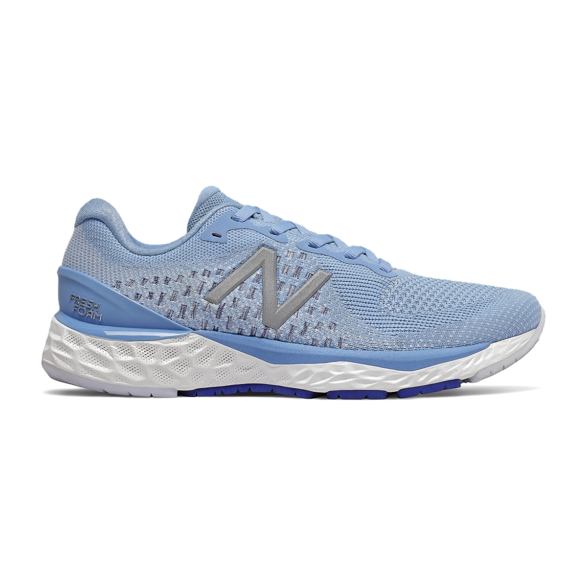 Women's New Balance 880V10 Running Shoe - Color: Team Carolina (Regular Width) - Size: 6, Team Carolina, large, image 1