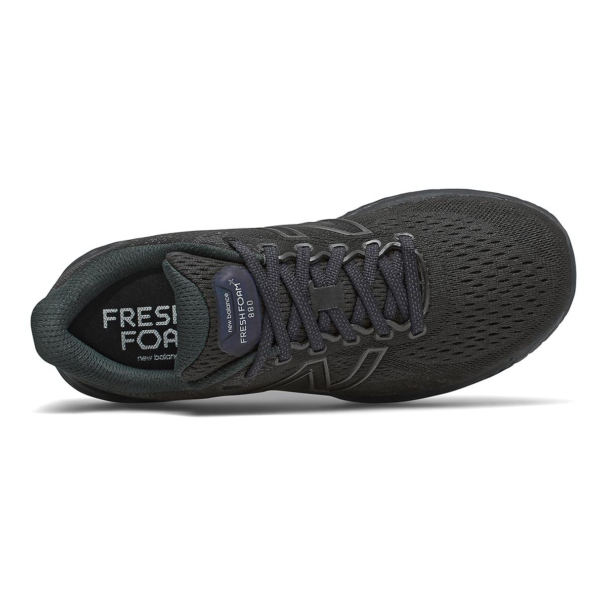 Women's New Balance 880V11 Running Shoe - Color: Black/Phantom - Size: 5 - Width: Narrow, Black/Phantom, large, image 3