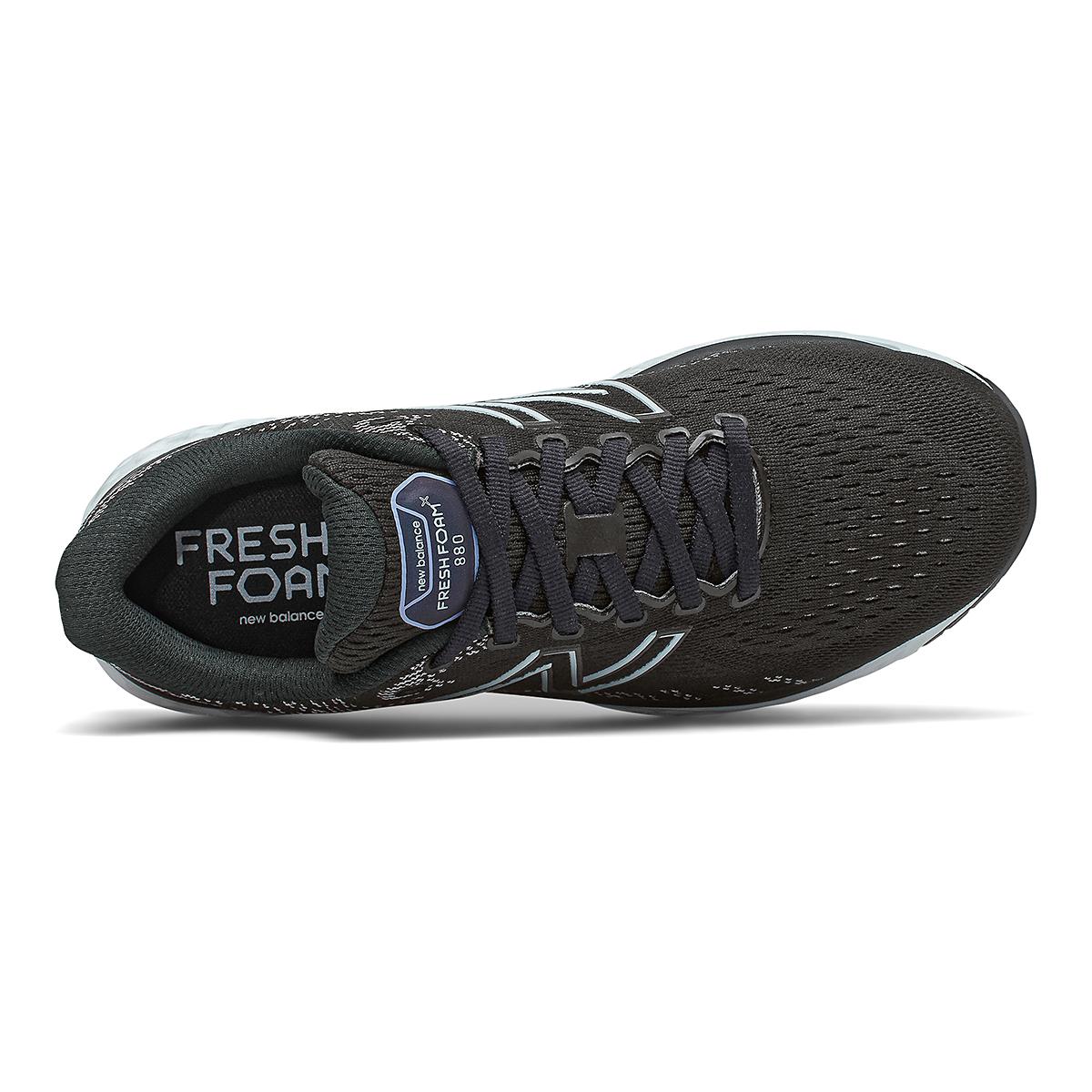 Women's New Balance 880V11 Running Shoe - Color: Black/Star Glo - Size: 5 - Width: Narrow, Black/Star Glo, large, image 3
