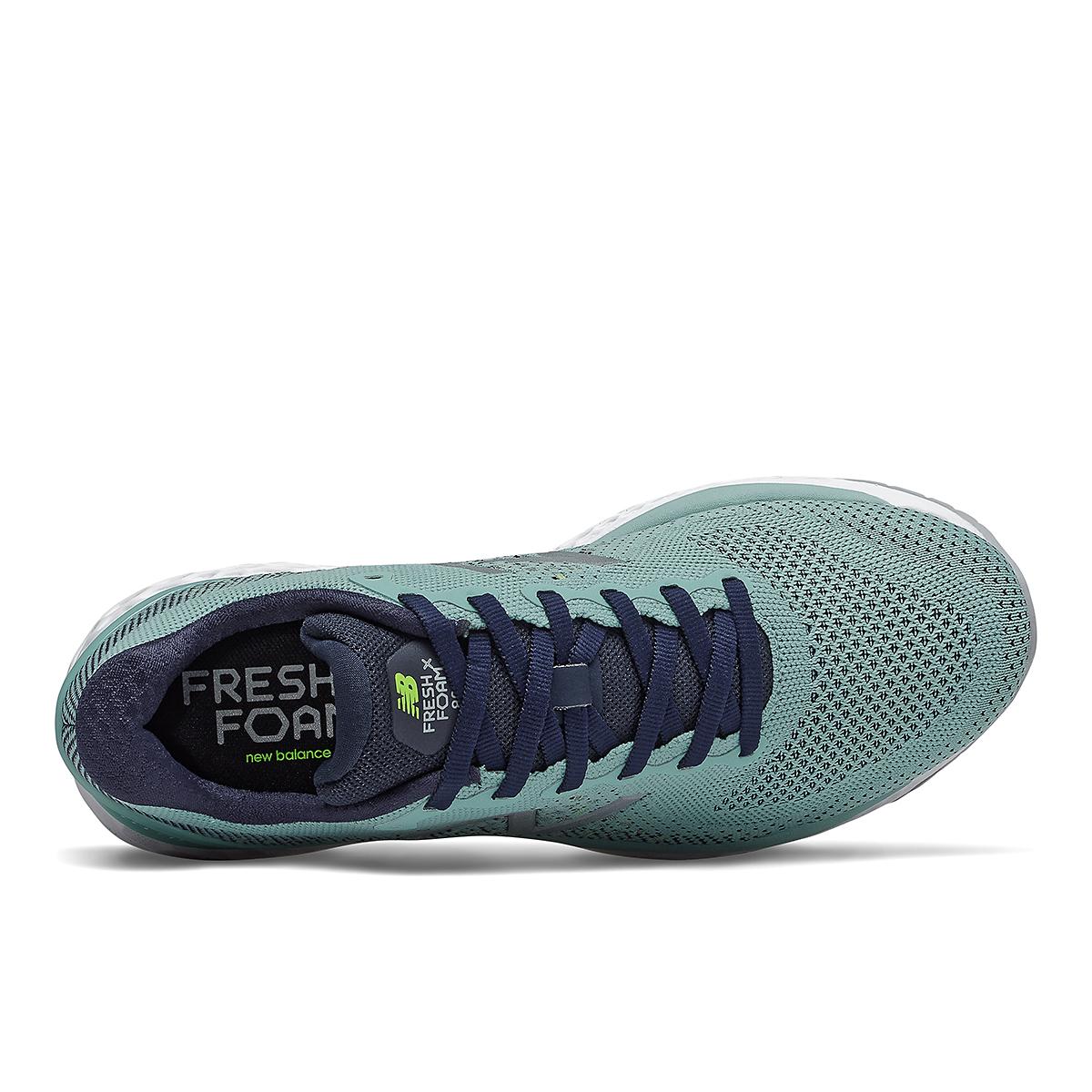 Women's New Balance 880V10 Running Shoe - Color: Storm Blue - Size: 5 - Width: Extra Wide, Storm Blue, large, image 3