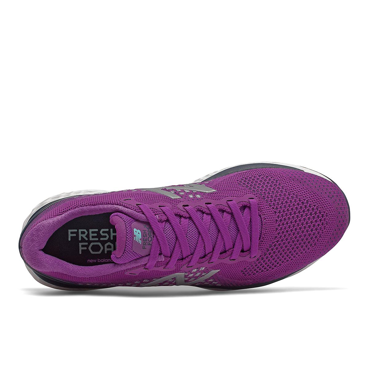 Women's New Balance 880V10 Running Shoe - Color: Plum - Size: 5 - Width: Narrow, Plum, large, image 3