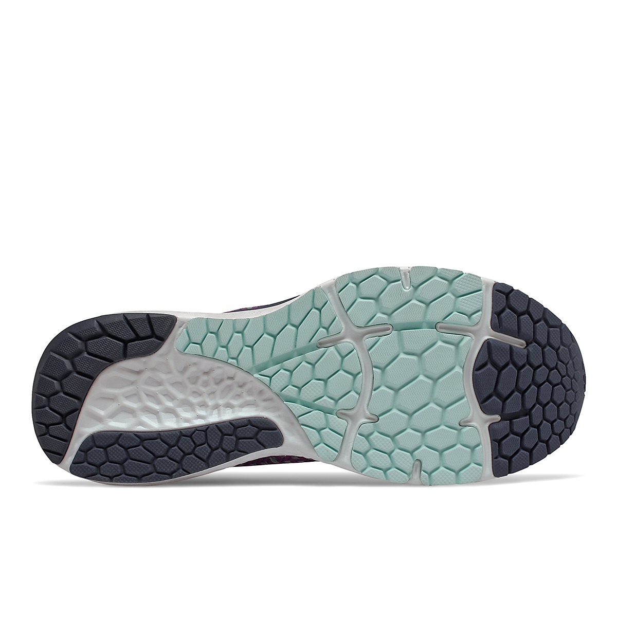 Women's New Balance 880V10 Running Shoe - Color: Plum - Size: 5 - Width: Narrow, Plum, large, image 4