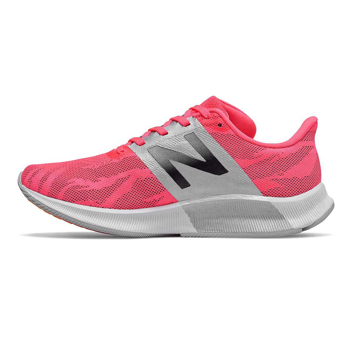 Women's New Balance 890V8 Running Shoe - Color: Guava - Size: 7 - Width: Regular, Guava, large, image 2